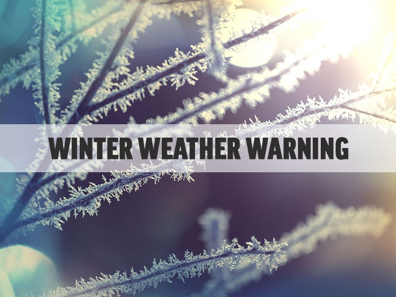 Winter Storm Warning: Winter Storm Warning In Effect, Short Period Of Ice Pos
