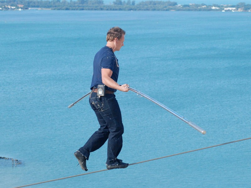 UPDATE: High-wire walker to appear at Tallulah Gorge, b ...