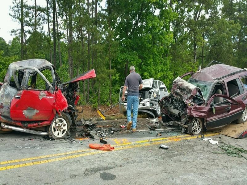 Car Accident In Georgia July