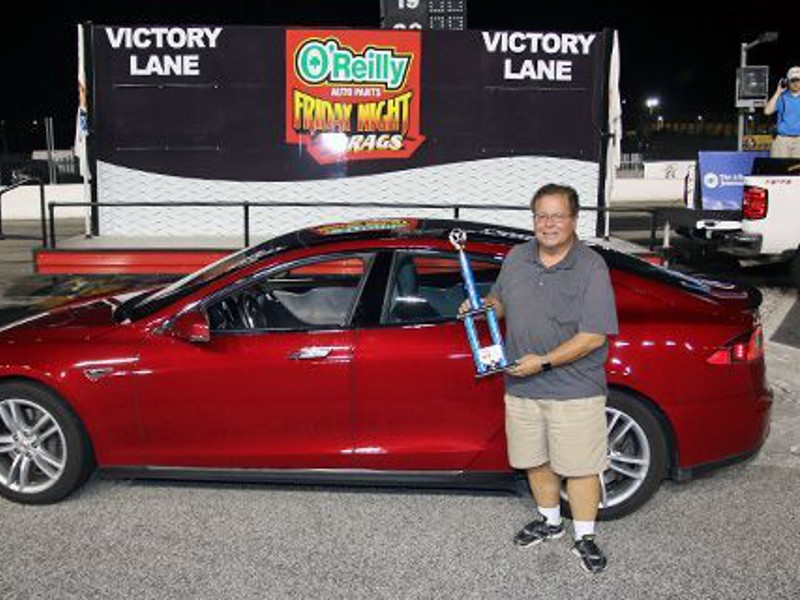 Pennywitt Scores Third Straight Friday Night Drags Win AccessWDUNcom - Car show atlanta motor speedway