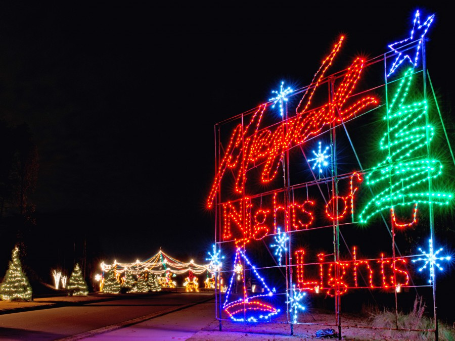 lanier islands early christmas gift by the carload admission to magical nights of light