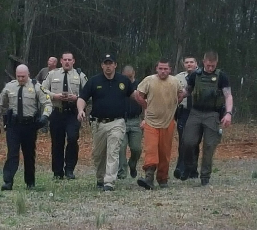 Painter Deputies Arrest Escaped Inmate: UPDATE: Deputies Capture Escaped Banks County Inmate