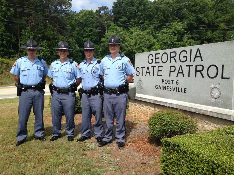 Florida Highway Patrol Traffic >> GSP Post 6 welcomes four new troopers | AccessWDUN.com