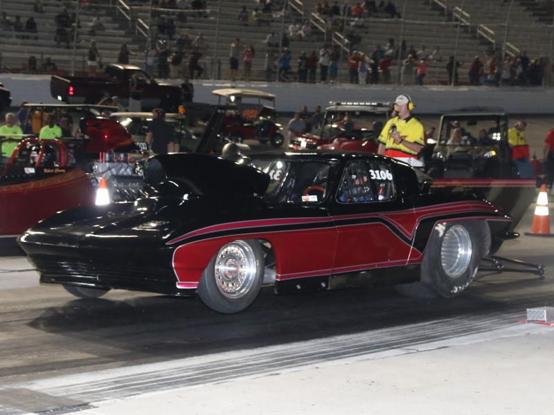 Clevenger Takes Friday Night Drags Super Pro Win At Ams
