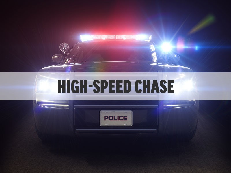 Johns Creek Car Chase May