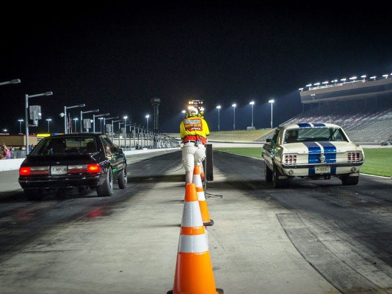 Action Picks Up In Friday Night Drags Week 10 At Ams