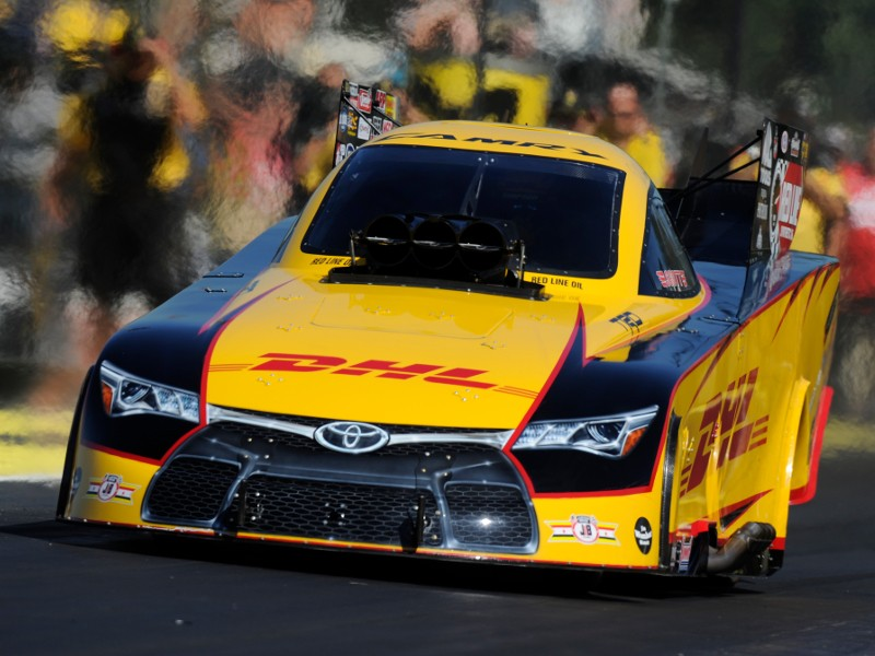 Track Records Fall In Friday Nhra Qualifying At Pacific Accesswdun