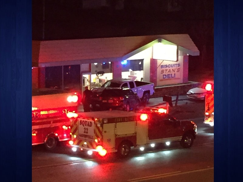 UPDATE Restaurant Patron Suffers Serious Leg Injury In Gainesville Crash