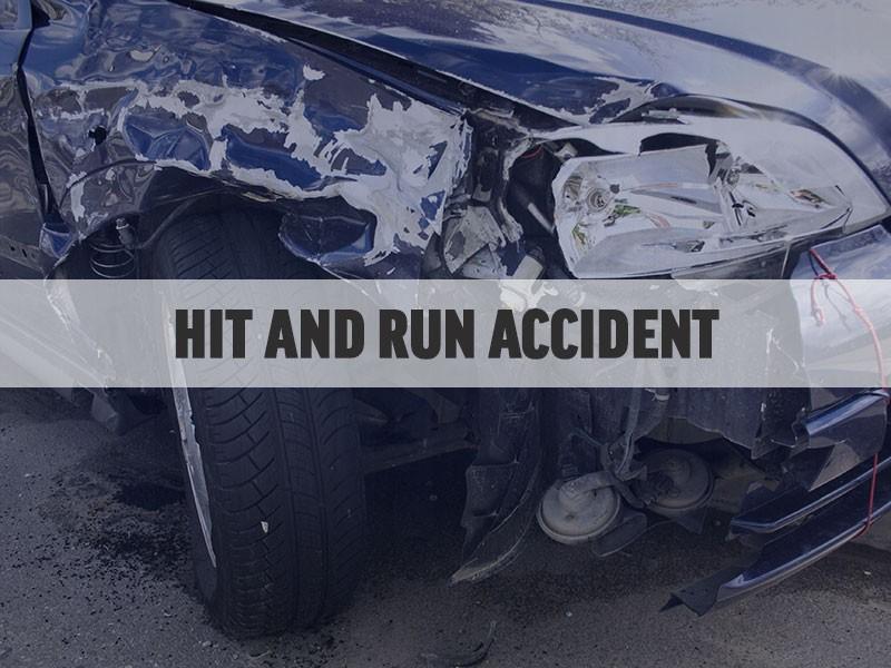 What can I do if I am injured by a hit and run driver in