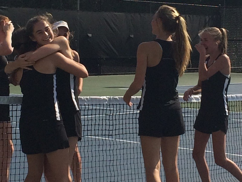 article girls tennis gainesville storms into second round state