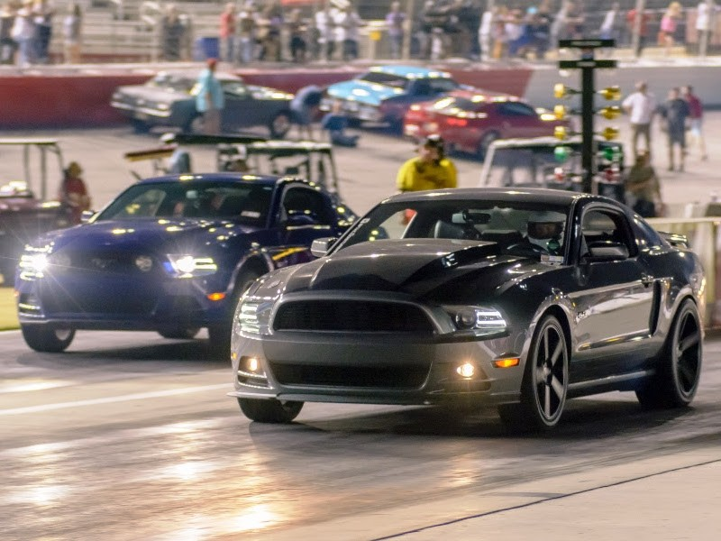 Street Wars Highlights Friday Night Drags Action At Ams