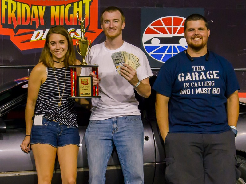 Waksman takes Street Modified Friday Night Drags win ...