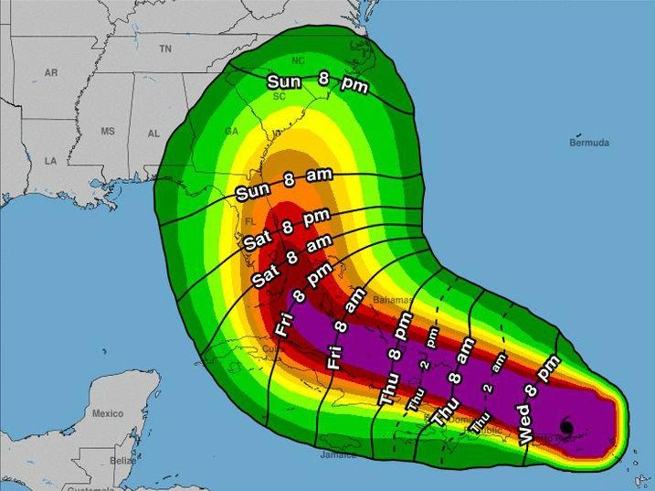 Record Low Temps In North Georgia Ahead Of Irma Accesswdun Com