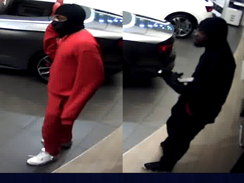 VIDEO Thieves Steal More Than K In Cars From Deal - Audi gwinnett service