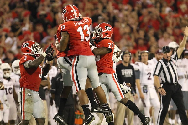 Dogs Players Say Revenge Not A Factor In Auburn Rematch