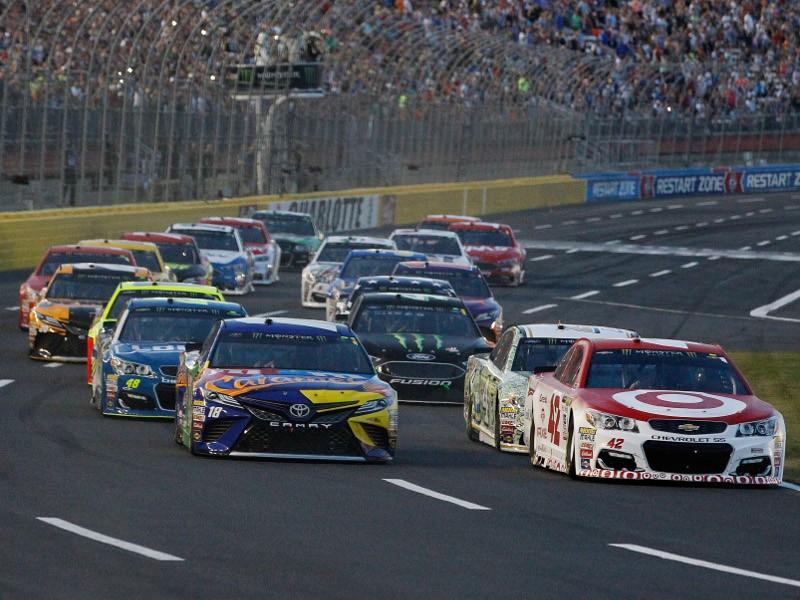 Monster Energy NASCAR Cup Series - Full Race - Monster ...