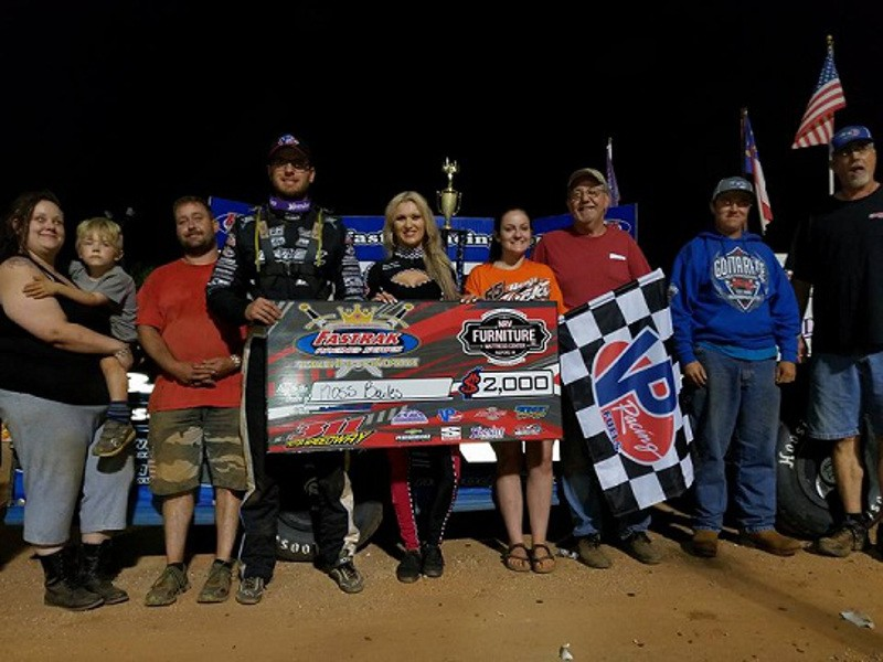 Bailes takes FASTRAK victory at 311 Motor Speedway